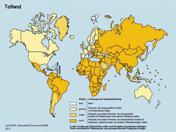 Tollwut Impfzentrum Geesthacht